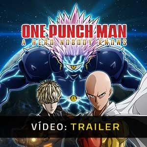 One Punch Man A Hero Nobody Knows Atrelado de vídeo