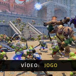 Orcs Must Die 3 Vídeo De Jogabilidade