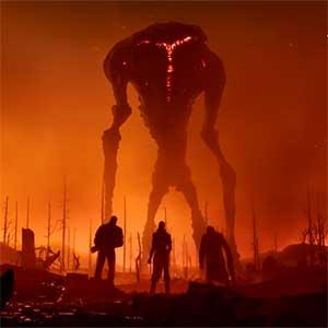 Outriders Alienígena