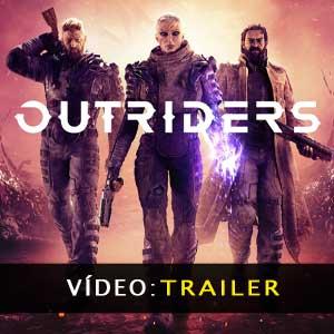 Outriders Atrelado de vídeo