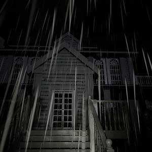 casa velha assombrada