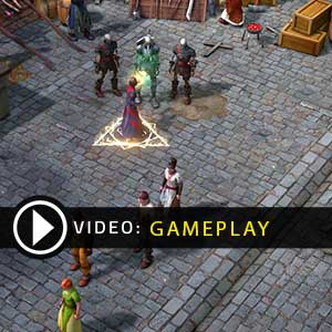 Pathfinder Kingmaker Gameplay Video