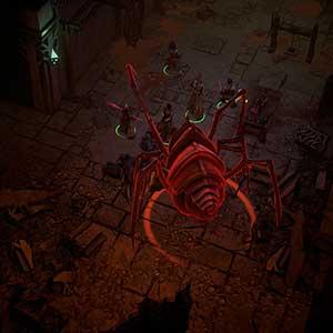 Pathfinder Wrath of the Righteous Aranha Gigante