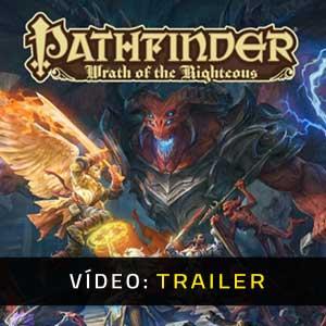 Pathfinder Wrath of the Righteous Atrelado De Vídeo
