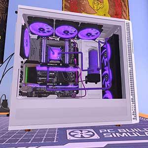 PC Building Simulator Sintonizador GPU