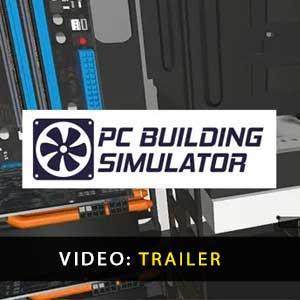 PC Building Simulator Atrelado De Vídeo