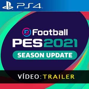 PES 2021 Season Update Vídeo do atrelado