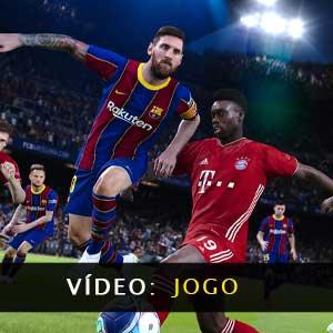 PES 2021 Season Update Vídeo de jogabilidade