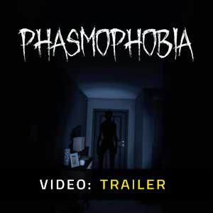 Vídeo do Trailer Phasmophobia