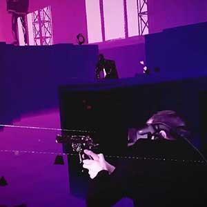 Pistol Whip Agachamento