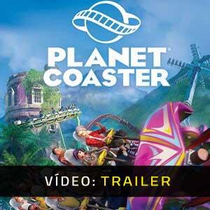 Planet Coaster Atrelado De Vídeo