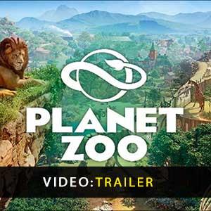 Planet Zoo Vídeo do atrelado