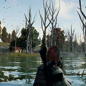 PlayerUnknowns Battlegrounds veículos