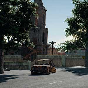 PlayerUnknowns Battlegrounds Mapa Miramar