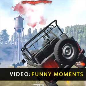 Playerunknowns Battlegrounds Momentos Engraçados
