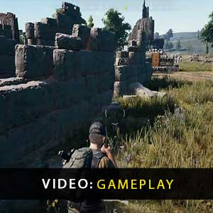 Playerunknowns Battlegrounds Vídeo de jogabilidade