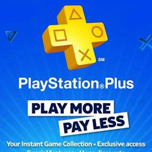 Playstation Plus 365 Days CARD - subscrição 365 dias