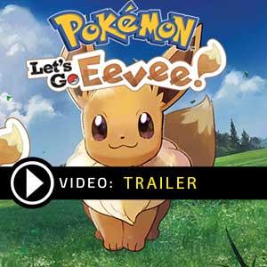 Comprar Pokemon Lets Go, Eevee Nintendo Switch barato Comparar Preços