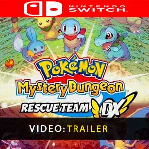 Comprar Pokemon Mystery Dungeon Rescue Team DX Nintendo Switch barato Comparar Preços