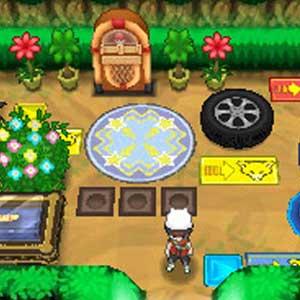 Pokemon Omega Ruby Nintendo 3DS Lobby
