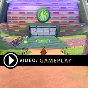 Pokemon Shield Nintendo Switch Gameplay Video