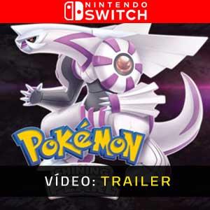 Pokémon Shining Pearl Nintendo Switch Atrelado De Vídeo