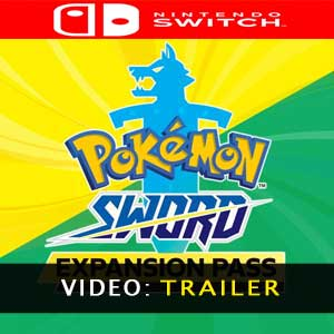 Vídeo do trailer do Pokémon Sword Expansion Pass
