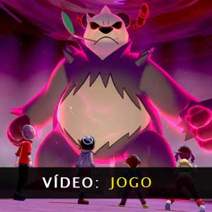 Pokemon Sword Nintendo Switch vídeo de jogabilidade