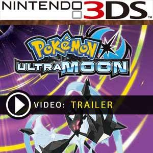 Comprar código download Pokemon Ultra Moon Nintendo 3DS Comparar Preços