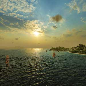 Vídeo de jogo de Port Royale 4