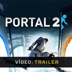 Portal 2 Atrelado de vídeo