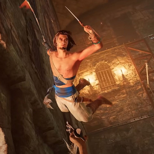 Prince of Persia The Sands of Time Remake Príncipe
