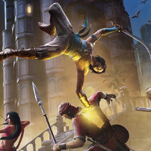 Prince of Persia The Sands of Time Remake Ataque