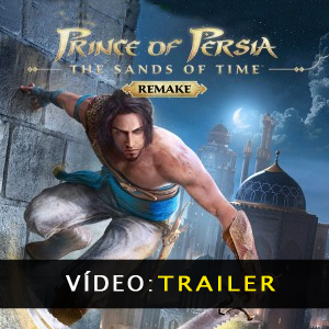 Prince of Persia The Sands of Time Remake Vídeo do atrelado