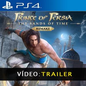 Prince of Persia The Sands of Time Remake Vídeo do atrelado