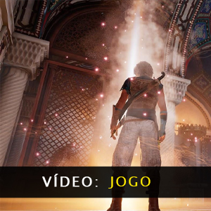 Prince of Persia The Sands of Time Remake Vídeo de jogabilidade