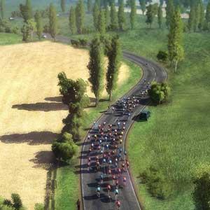 motivar os seus ciclistas