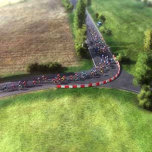 Pro Cycling Manager 2020 Bloqueio de estradas