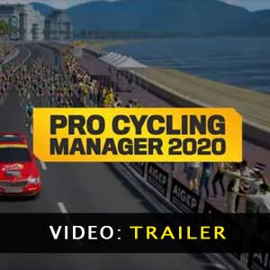 Pro Cycling Manager 2020 Vídeo do atrelado