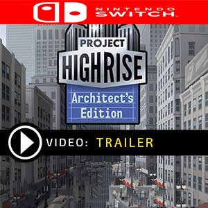 Comprar Project Highrise Architects Edition Nintendo Switch barato Comparar Preços