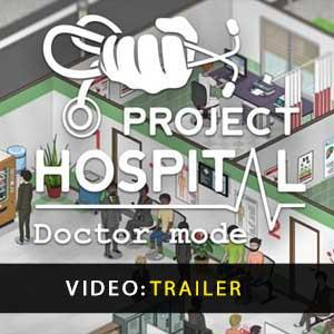 Project Hospital Vídeo do atrelado