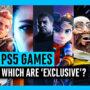 Descobre a lista dos jogos exclusivos para PlayStation 5