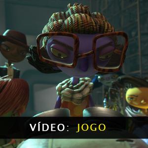 Psychonauts 2 Vídeo de jogabilidade