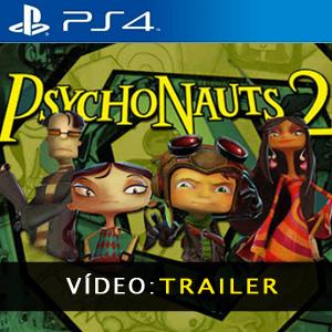 Psychonauts 2 Vídeo do atrelado