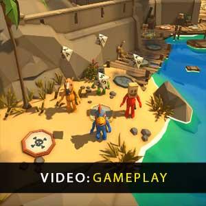 Vídeo de jogo de Pummel Party