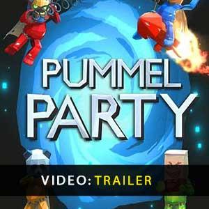 Vídeo do trailer do Pummel Party
