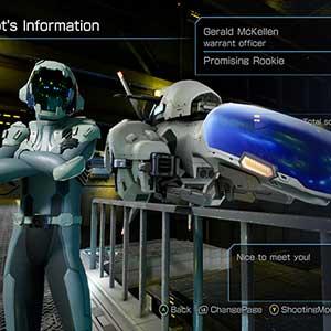 R-Type Final 2 Informação do Piloto