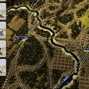Railway Empire Visão Geral Do Mapa