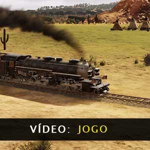 Railway Empire Vídeo De Jogabilidade