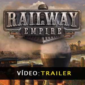 Vídeo Trailer Do Railway Empire